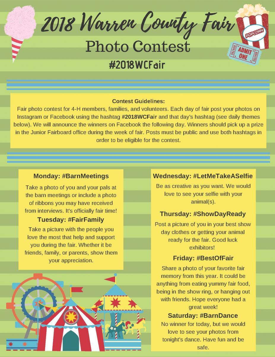 Fair Photo Contest