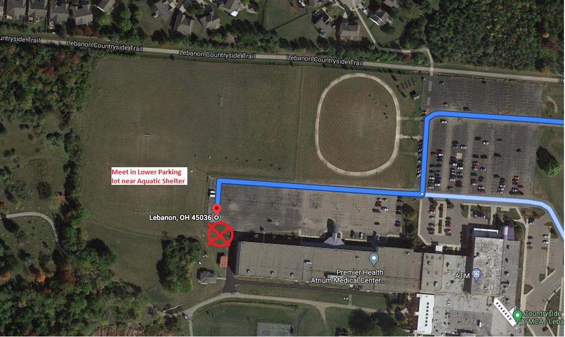 YMCA Meeting Location