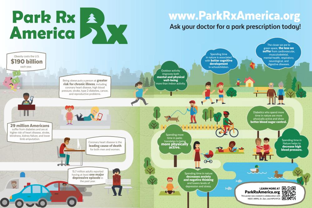 Park Rx Infographic